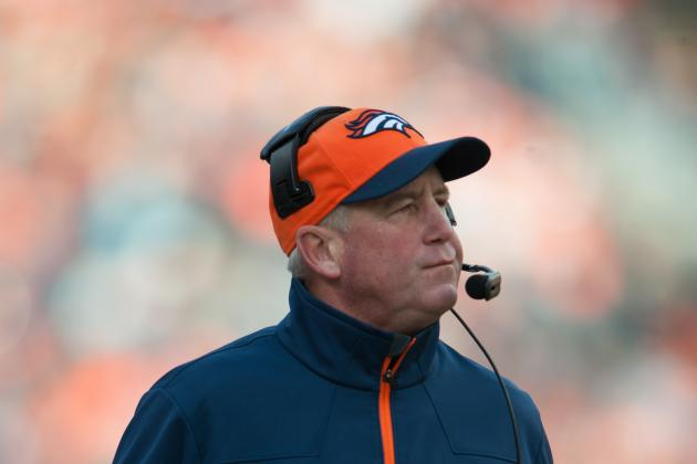 Broncos' John Fox Unsure Whether Bye Week Plays Factor in Playoffs