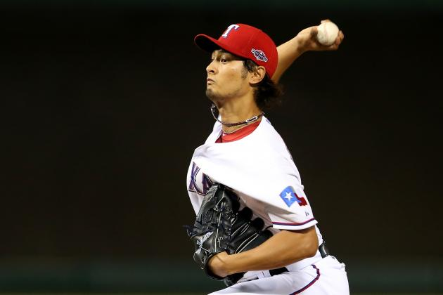 Report: Japan City to Build a Yu Darvish Museum