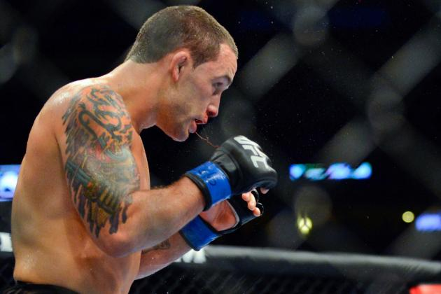 Frankie Edgar to Jose Aldo: 'Homeboy's Got Something Coming' at UFC 156