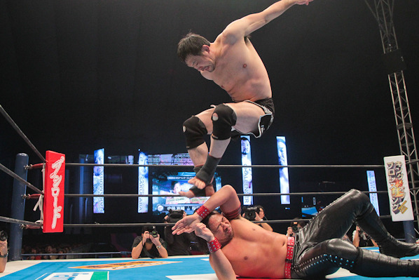 MMA: Kazushi Sakuraba Legitimately Knocks out Opponent in Pro Wrestling Event