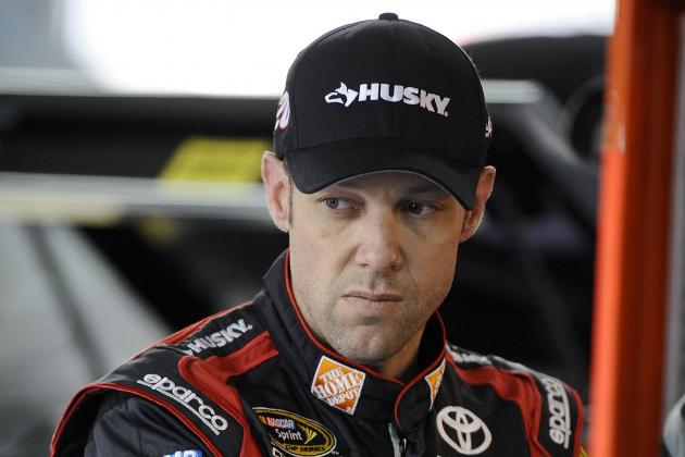 Kenseth Gives Joe Gibbs Racing Team Different Outlook for 2013