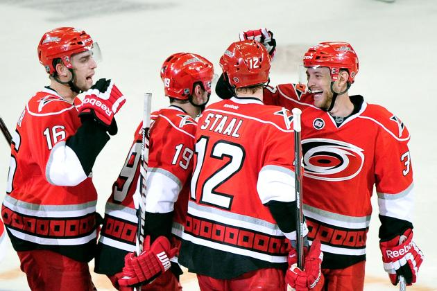 How Will the Carolina Hurricanes Measure Up?