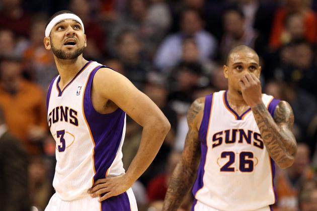Suns Trying to Come to Grips with Recent Offensive Struggles