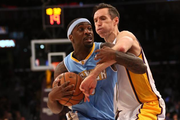 Denver Nuggets 112- Los Angeles Lakers 105 Grades