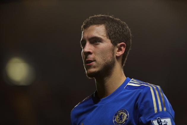 Eden Hazard: Christian Benteke's Real Madrid Comments Should Worry Chelsea Fans