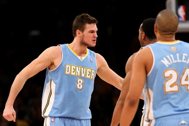 Danilo Gallinari Shooting Better Lately
