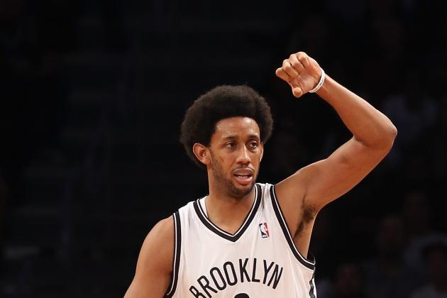 Report: Brooklyn Nets Release Josh Childress