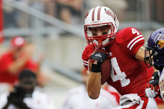 Wisconsin's Leading WR Confirms He'll Be Back for Another Year