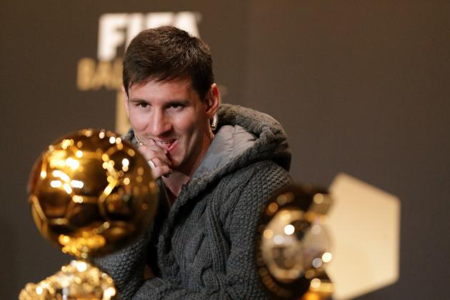 Lionel Messi Wins Fourth Ballon D'Or and Dominance Looks Unstoppable