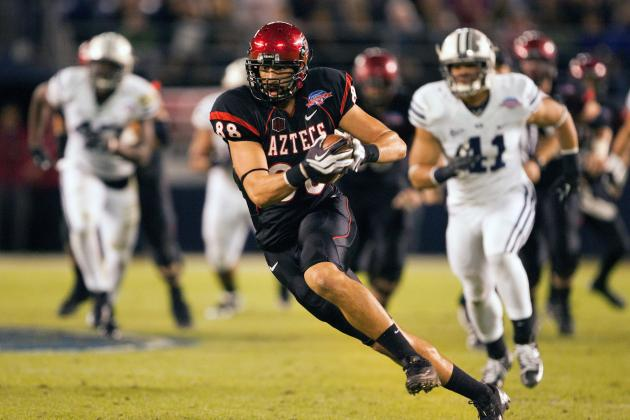 SDSU TE Gavin Escobar Declaring for the NFL Draft