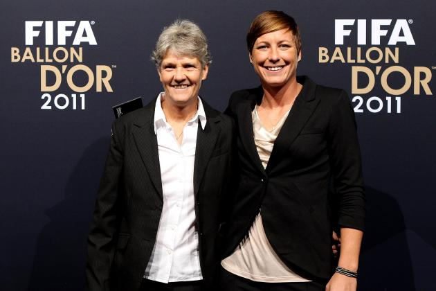 Wambach Wins FIFA's World Player of the Year; Sundhage Named Top Coach