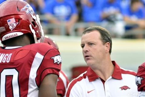 Horton Heads to Auburn as Tight Ends Coach
