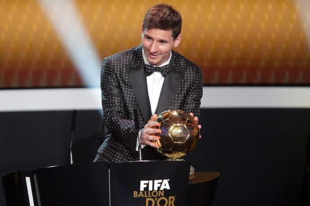 Lionel Messi: Why His Fourth Ballon d'Or Win Makes Him Greatest Ever