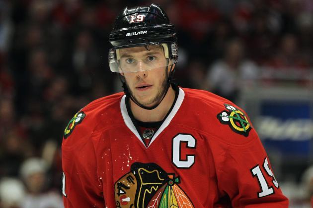 NHL, Players Reach Deal; Toews Calls Pact 'Bittersweet'