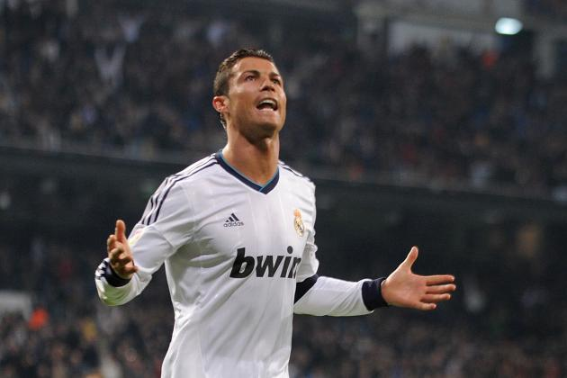 Cristiano Ronaldo Must Use Ballon D'Or Defeat to Fuel Huge 2013