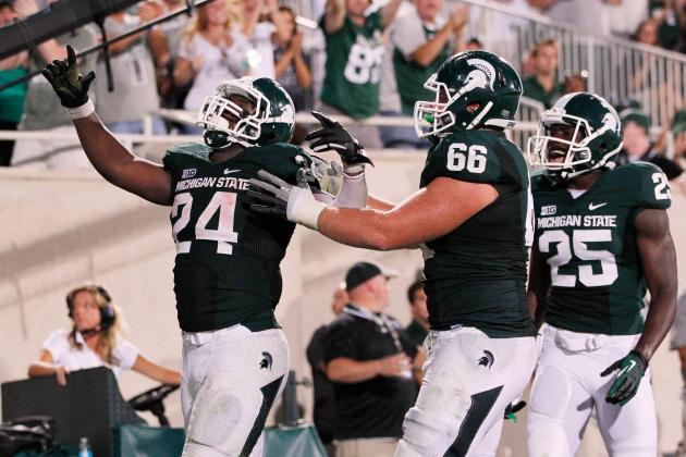 Michigan State Football's Jack Allen Named All-American by FWAA National Panel