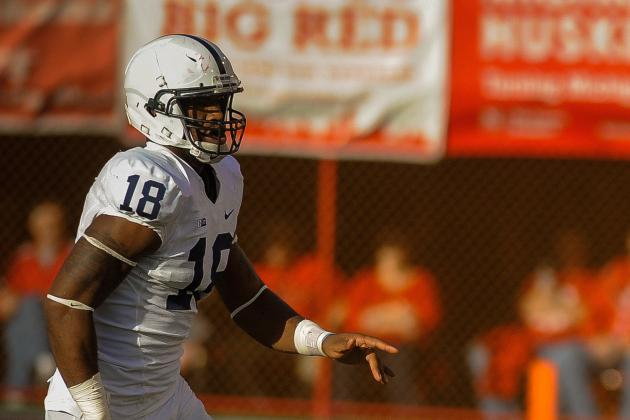 Penn State DE Deion Barnes Lands on FWAA Freshman All-America Team