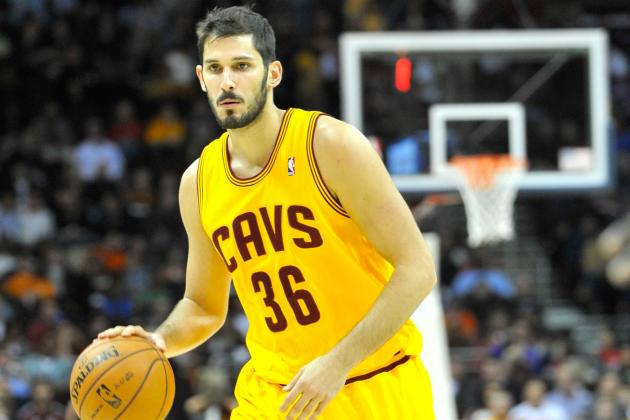 Omri Casspi Reportedly Requests Trade from Cleveland Cavaliers