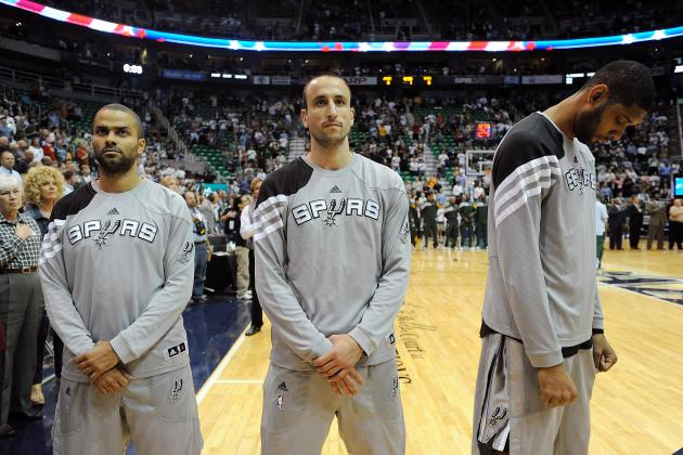 Debate: Can Spurs' Big 3 Survive a Whole 82-Game Schedule?