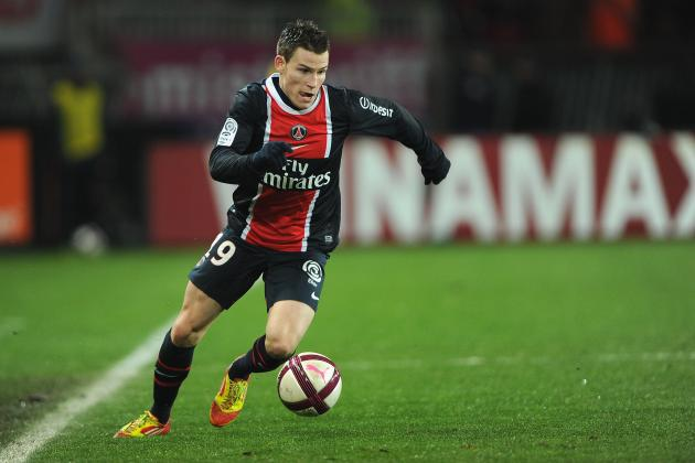 Liverpool Transfer News: Kevin Gameiro Would Complete Reds' Offensive Overhaul