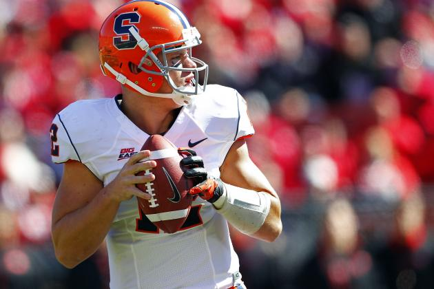 Ryan Nassib: Why Bills Should Try to Reuinite Syracuse QB With Doug Marrone