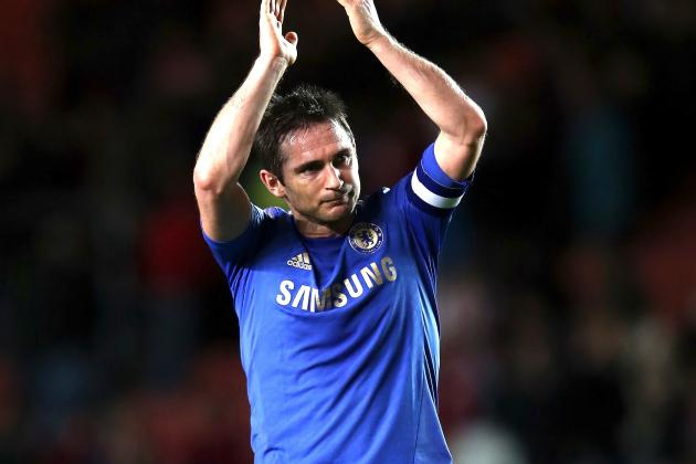 Chelsea Transfer News: Frank Lampard Reportedly Set to Leave Chelsea