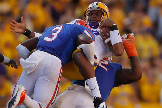 Gators Must Replace 13 Starters from 2012 Team