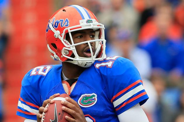 Jacoby Brissett to Reportedly Transfer from Gators