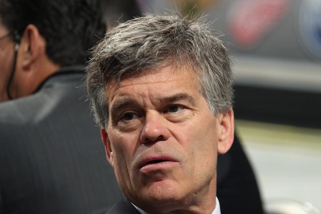 Blues' Owner Tom Stillman Apologizes for Lockout