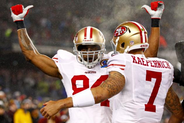 Packers vs. 49ers: Greatest X-Factors in NFC Divisional Round Showdown