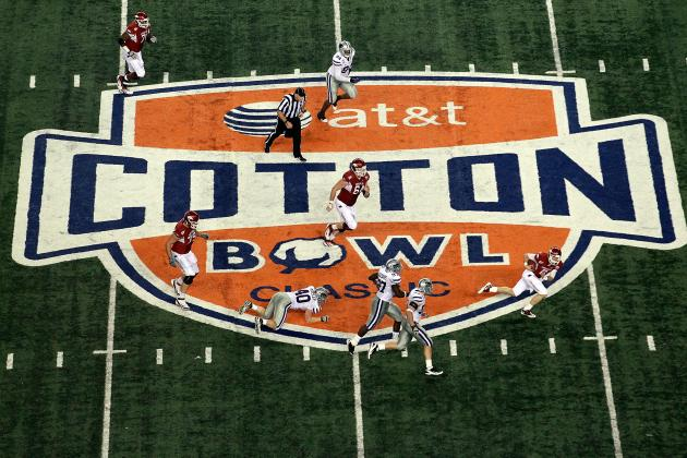 Cotton Bowl Will Reportedly Host First National Title Game in New Playoff Format