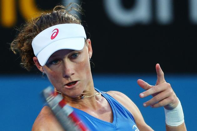 Stosur's Open Chances Rapidly Vanishing