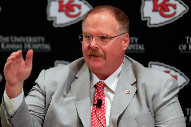 Andy Reid: 'I Leave Philadelphia Saying That I Gave It My All'