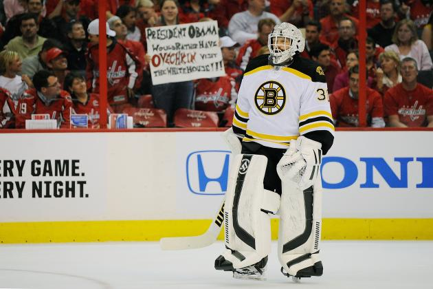 New NHL Salary Floor Means Bruins Likely to Be Stuck with Tim Thomas' Contract