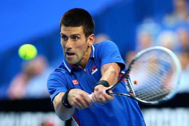 Novak Djokovic's Triple Threat: 5 Big Story Lines of the Australian Open (Pt. 1)