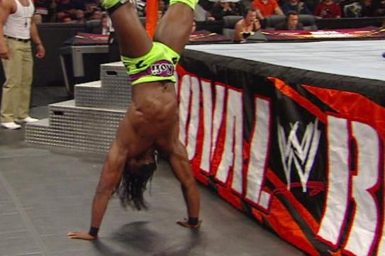 WWE Royal Rumble 2013: Could Kofi Kingston Win the Rumble?