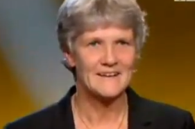 Pia Sundhage Sang Her FIFA Women's Coach of the Year Acceptance Speech