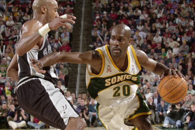 Gary Payton and Jerry Reinsdorf Headline 2013 Basketball Hall of Fame Nominees