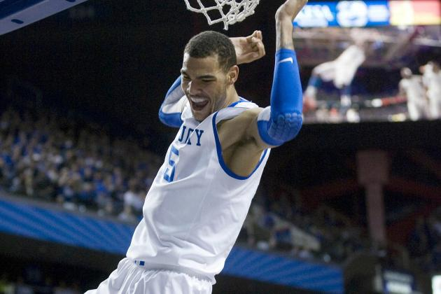 Willie Cauley-Stein Named SEC Freshman of the Week