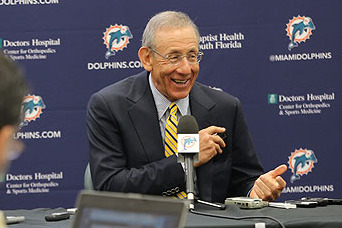 Dolphins Owner Stephen Ross In His Own Words