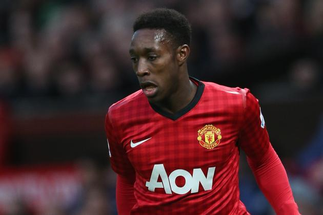 Manchester United: What Sir Alex Ferguson Should Do with Danny Welbeck