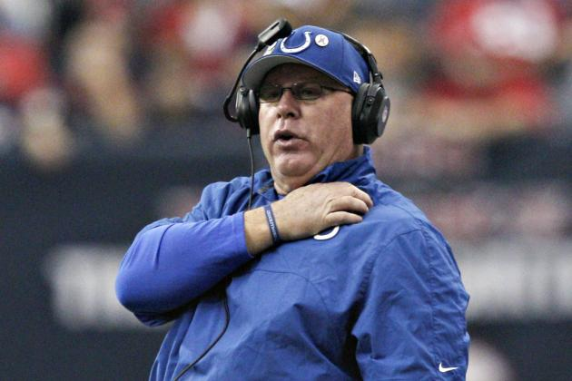 Source: Colts' Arians Released from Hospital