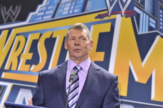 Vince McMahon is an Asset for WWE TV