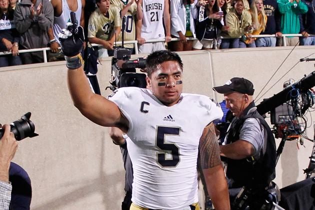 Remembering Lennay Kekua, Before the Biggest Game of Manti Te'o's Life