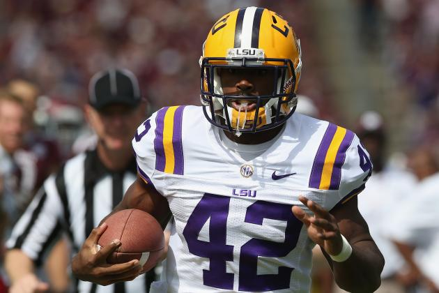 Another Bayou Adios as Michael Ford Leaves LSU