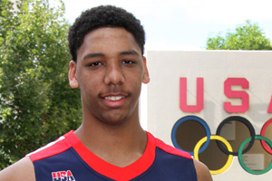 Top Center Okafor Says He Will 'Definitely' Visit UK