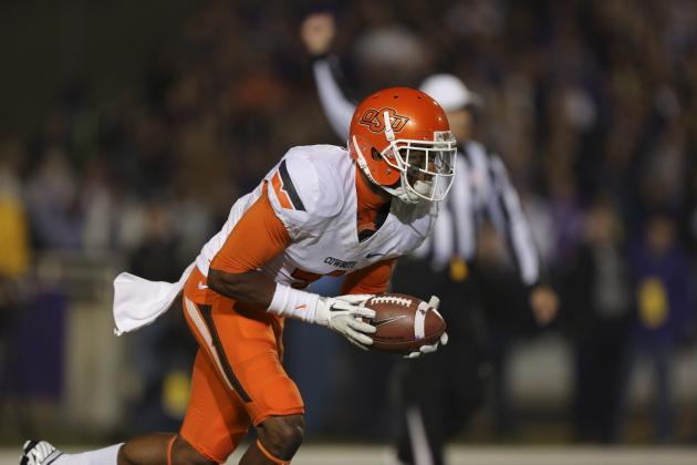 Justin Gilbert Returning for Senior Season
