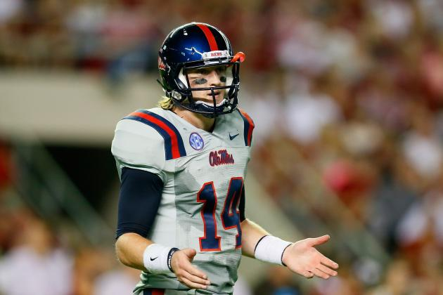 Ole Miss QB Wallace Scheduled for Shoulder Surgery