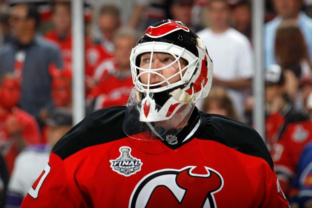 Busy Devils Slate to Test Brodeur