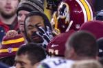 Watch: Tensions Flare After Redskins-Seahawks Game